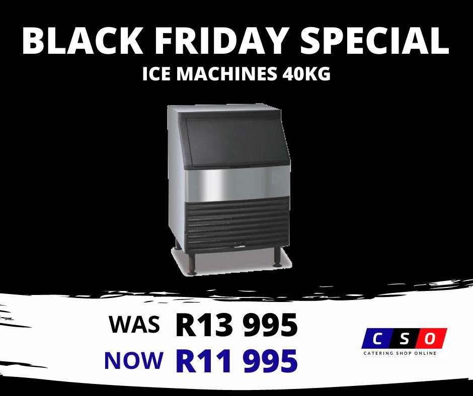 Ice Machine Black Friday Special