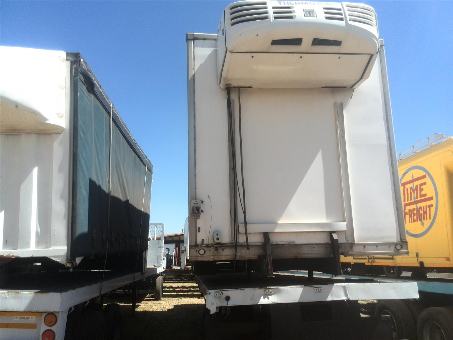 2010 - Various Truck bodies for sale Posted by Lemeshen Pillay UBUNTU Truck Sales