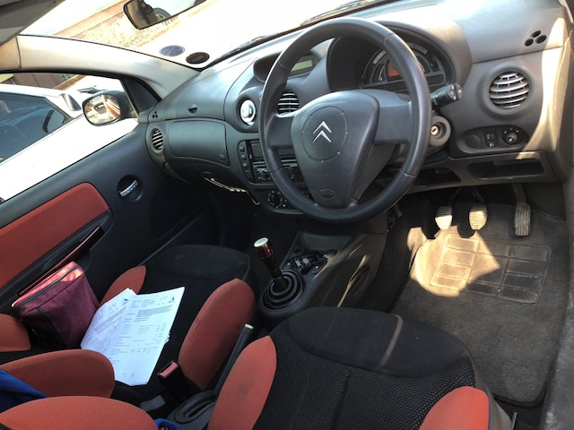 2006 Citroen C2 1.4 VTR