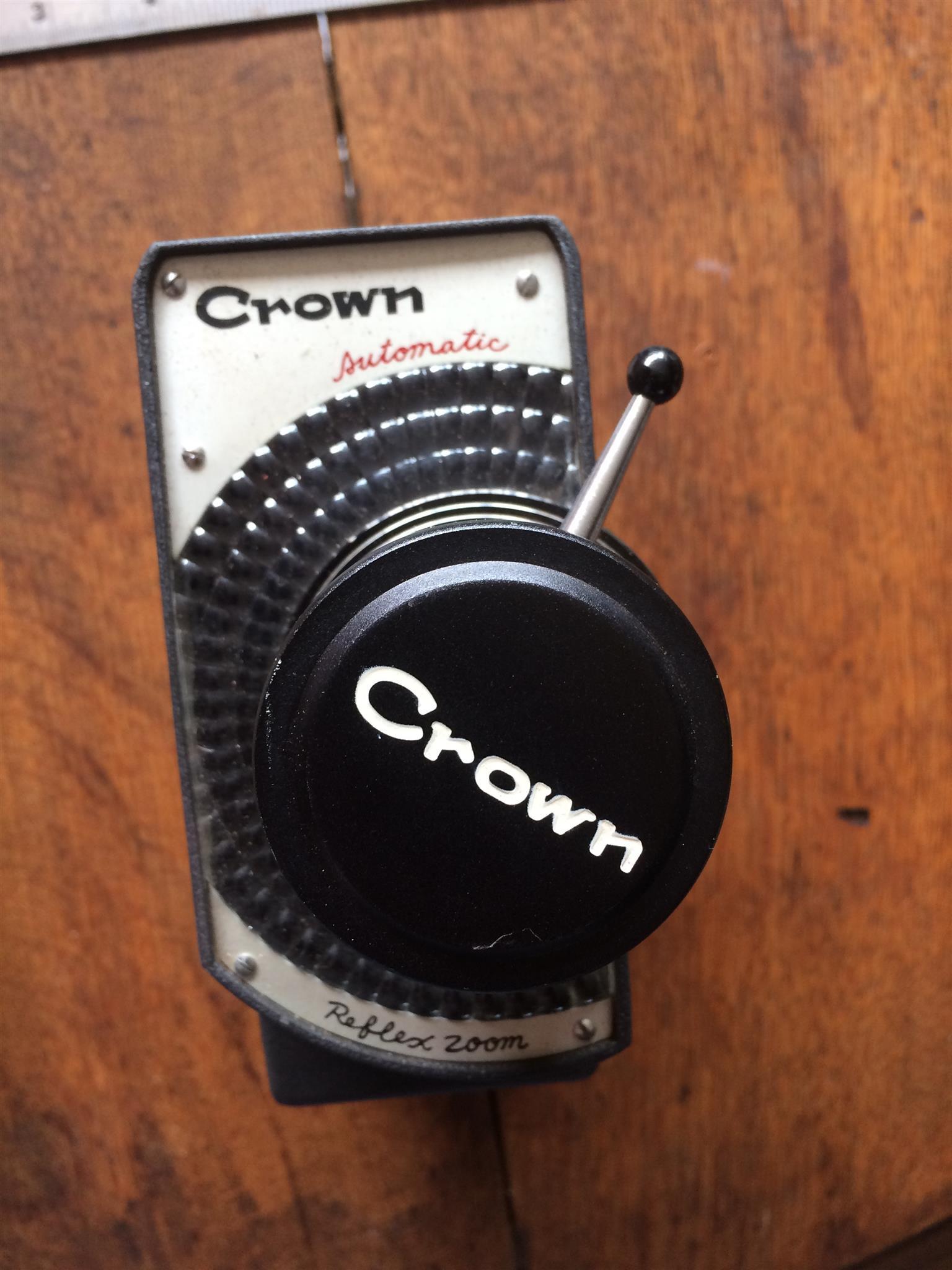 Vintage Video Camera (NOT digital)