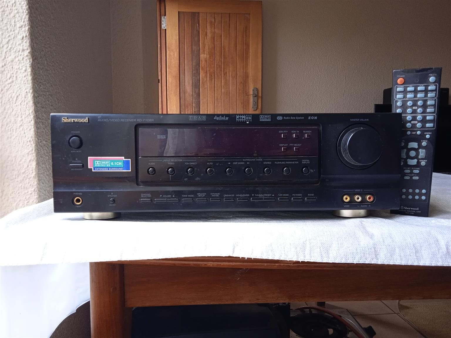 Sherwood RD7108R receiver