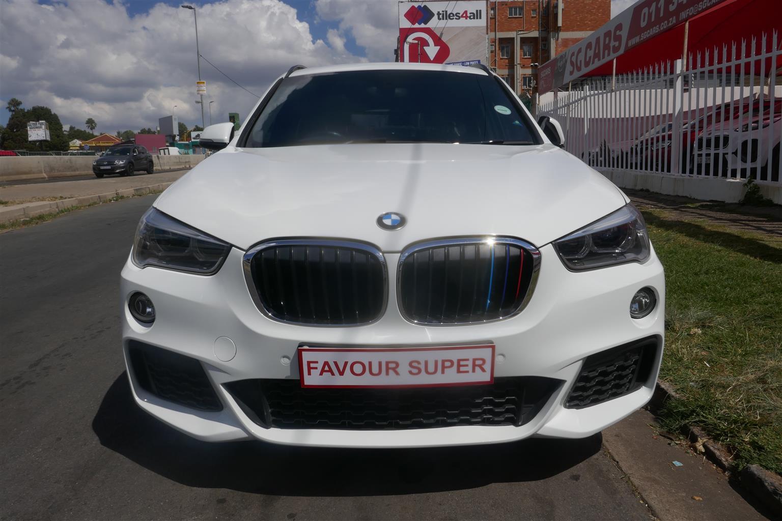 2016 BMW X1 2.0i XDRIVE AUTOMATIC