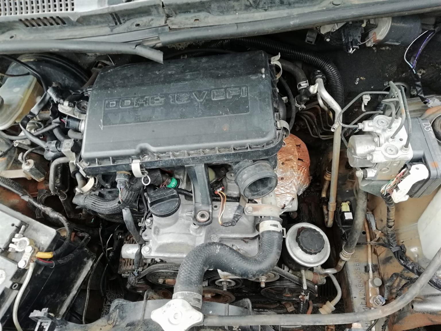 2008 Toyota Avanza AVANZA 1.5 SX