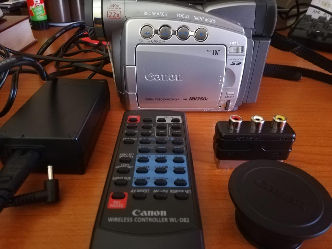 Selling Canon Video Camera