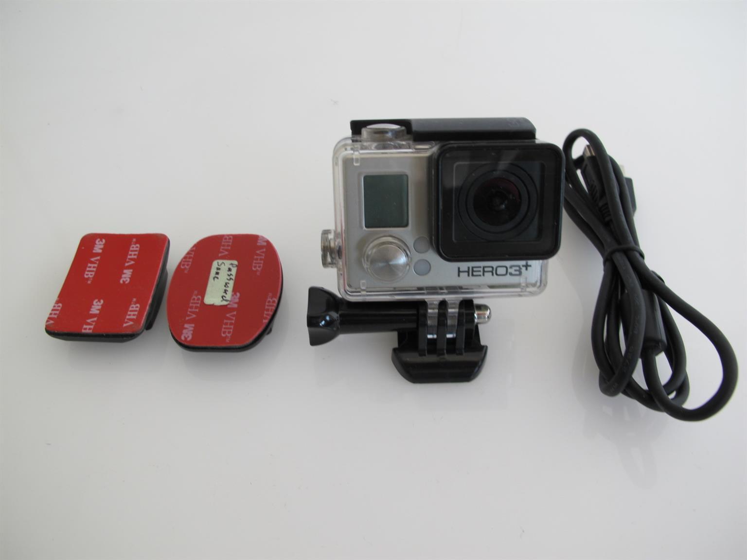 Go Pro HERO3+ Camera