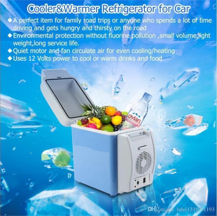 7.5L Car Refrigerator Cooler or Warmer
