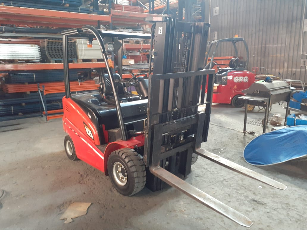 Second Hand 2013 Electric Forklift Truck for Sale