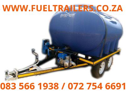 5000 Litre Fuel Tanker