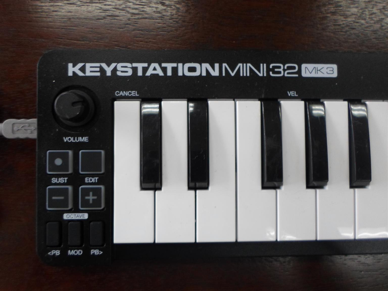 M-Audio Keystation Mini 32 Keyboard