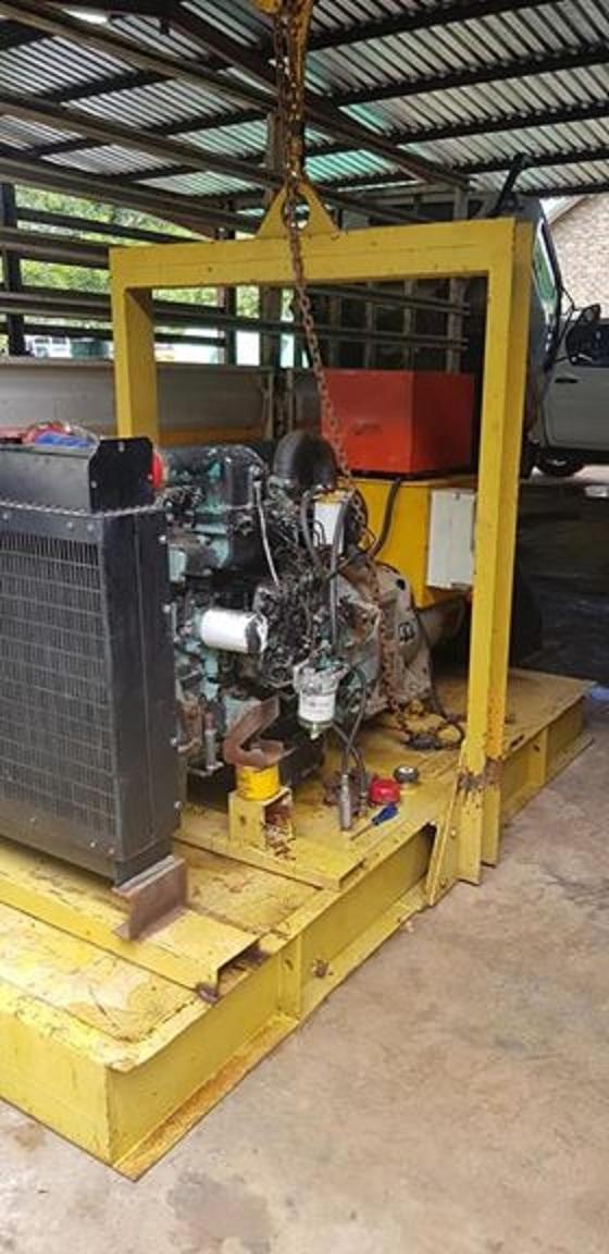 62 5kva Diesel Generator te koop