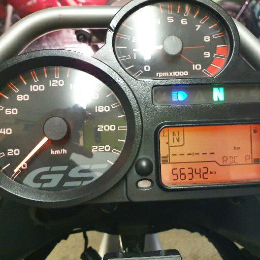 2013 BMW R 1200 GS ADV K51