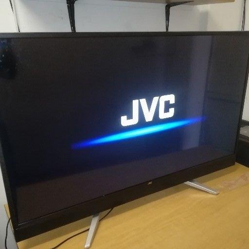 led 48 inch jvc smart 4k uhd