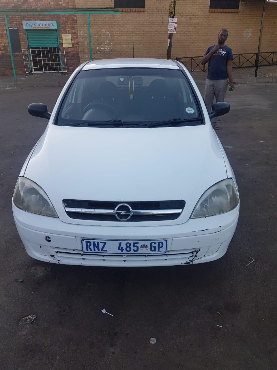 2003 Opel Corsa 1.4 Club