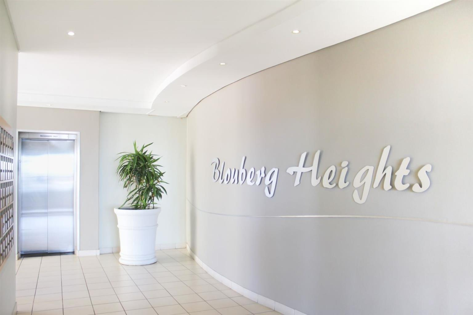 Apartment For Sale in BLOUBERGSTRAND