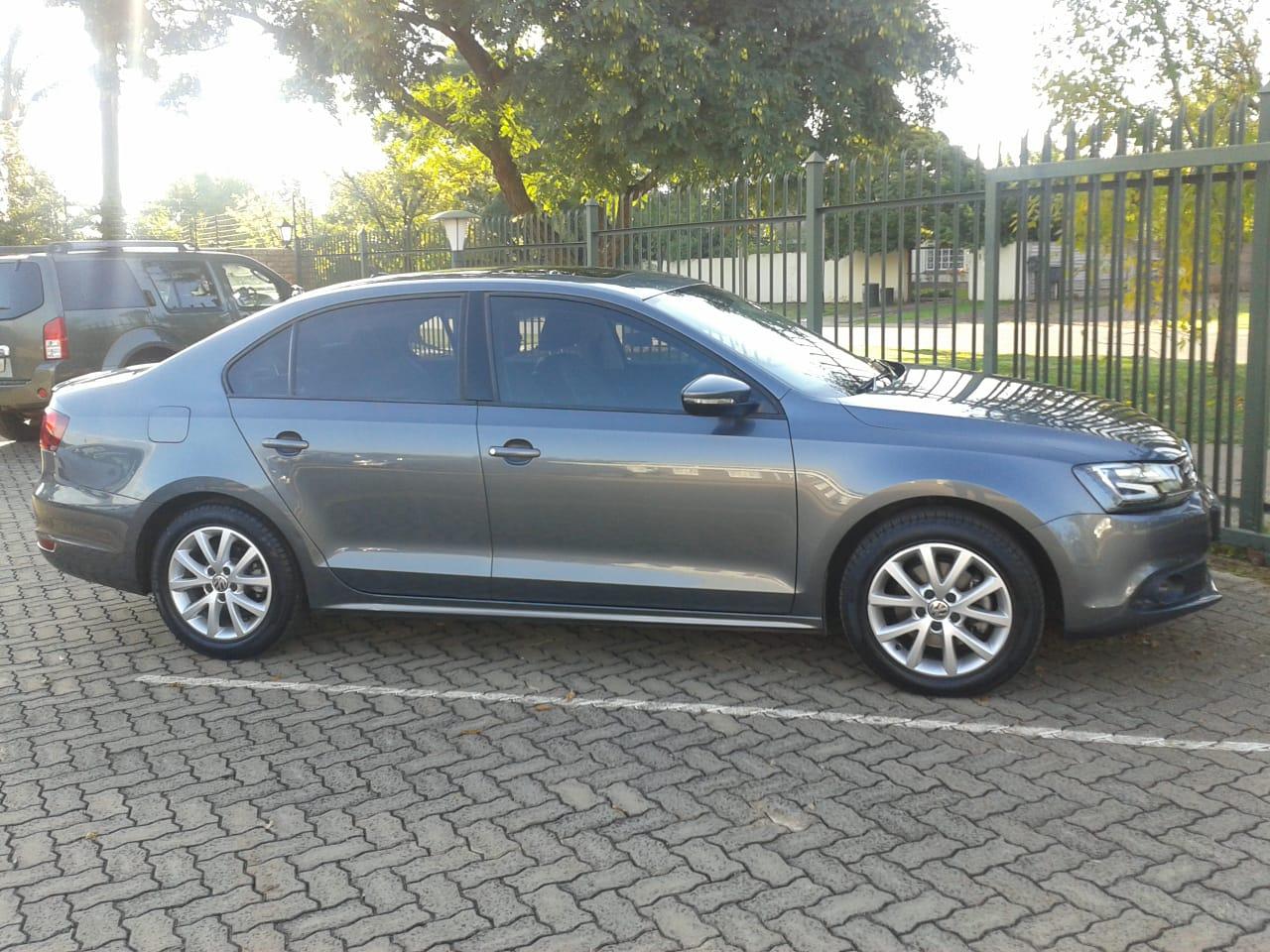 2013 VW Jetta 1.4TSI Comfortline DSG
