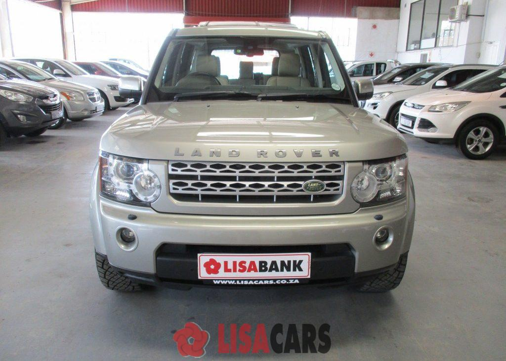 2012 Land Rover Discovery 4 3.0TDV6 SE