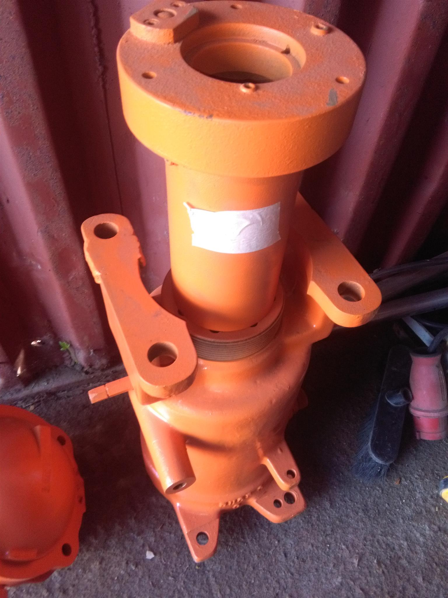 Hidroliek cylinder