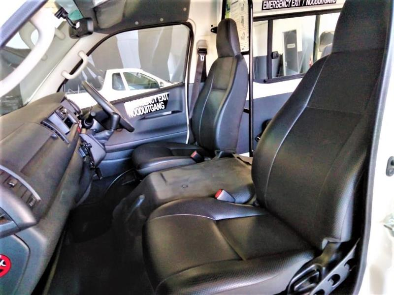 2018 Toyota Quantum 2.5D 4D Ses fikile