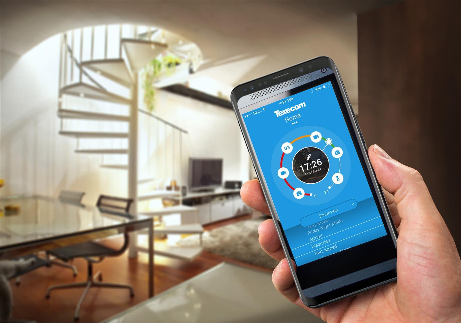 Wireless Smart Alarm Systems