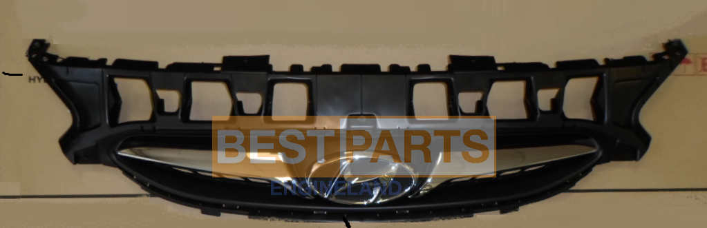 Hyundai Accent Radiator Grille