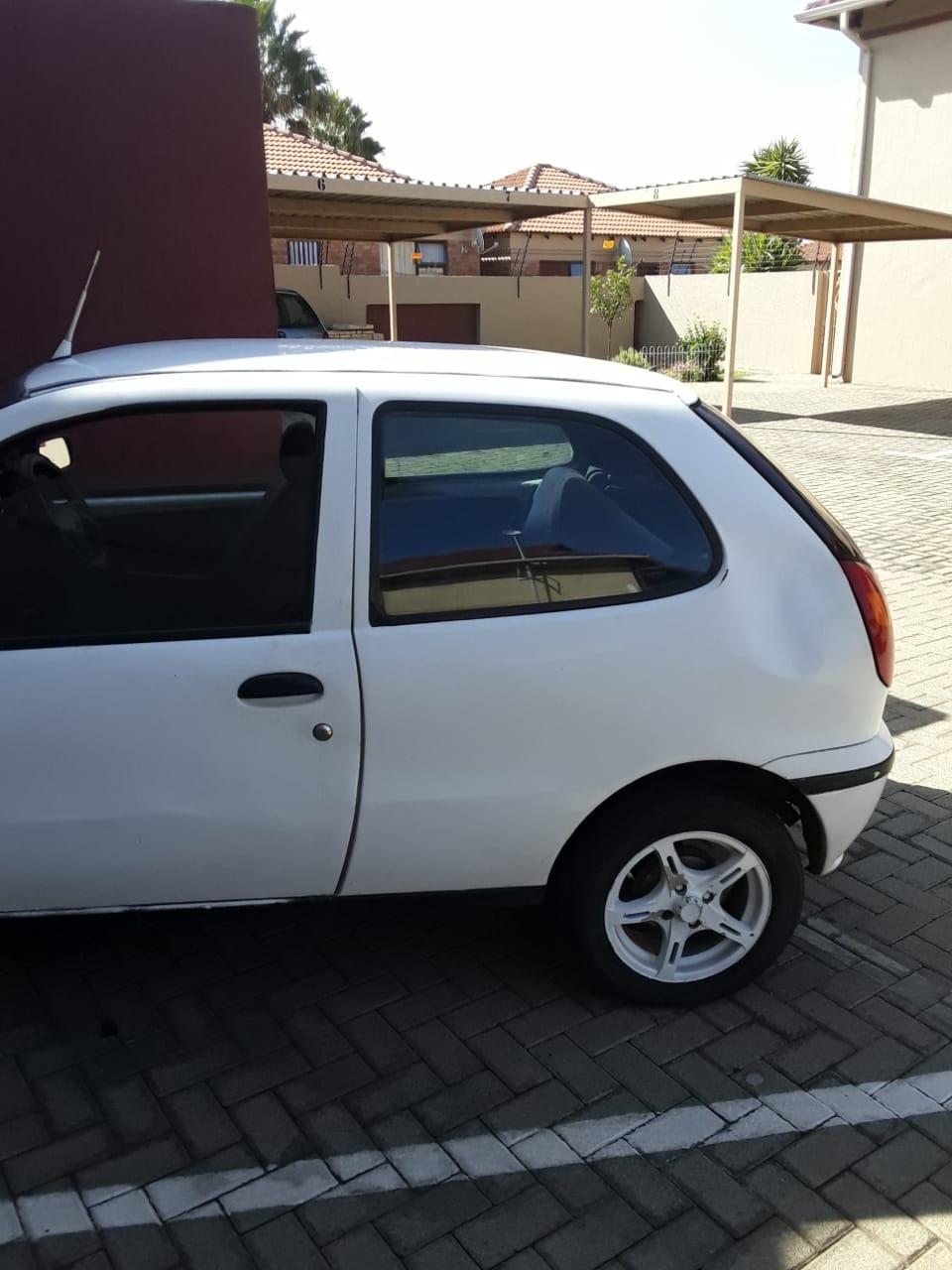 1999 Fiat Palio 1.2 3 door Go!