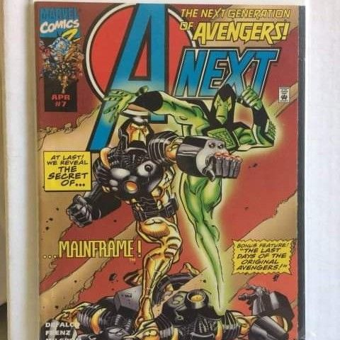 Wanted: Comics and Old Toys