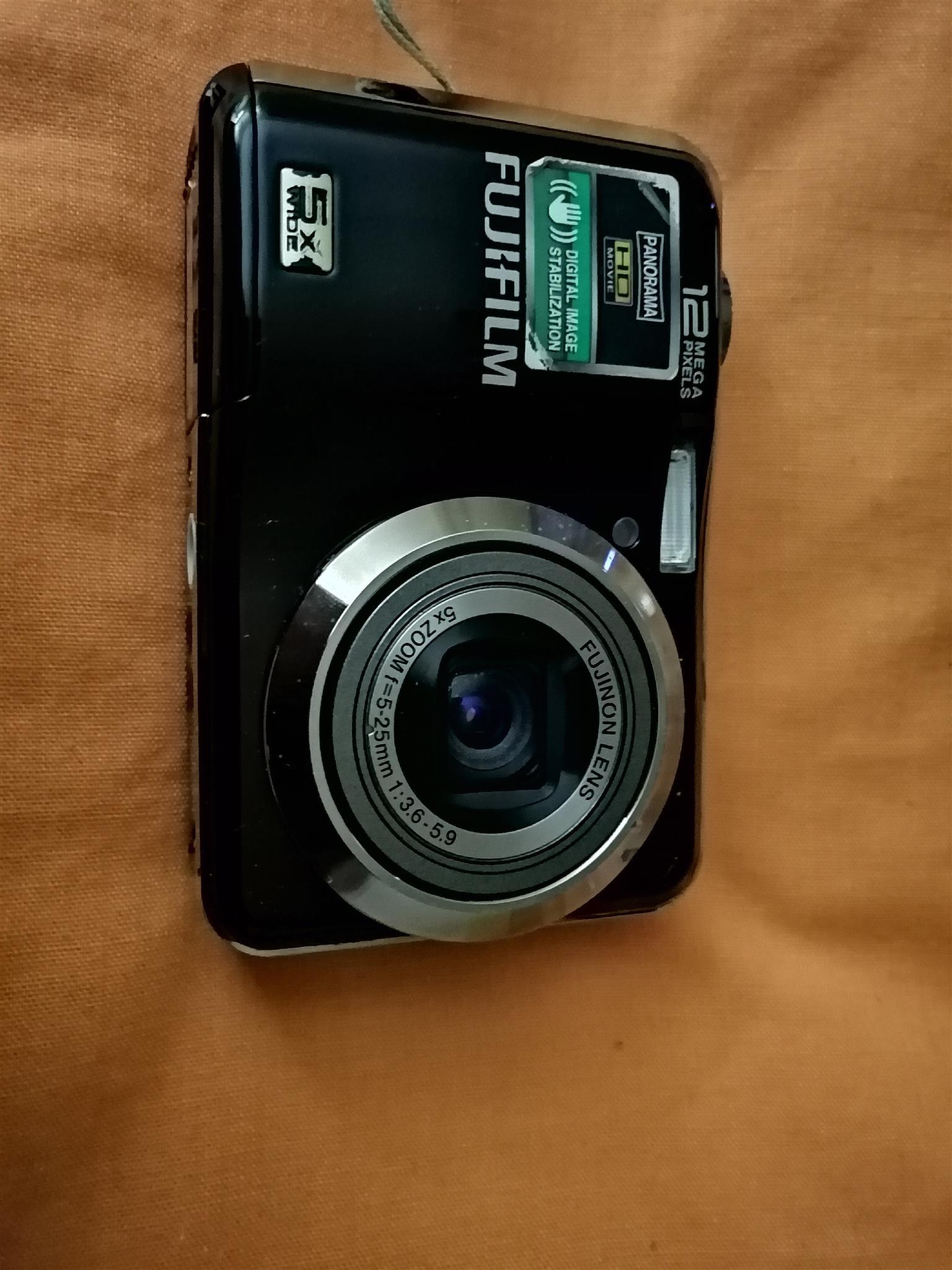 Fujifilm Panorama HD Camera