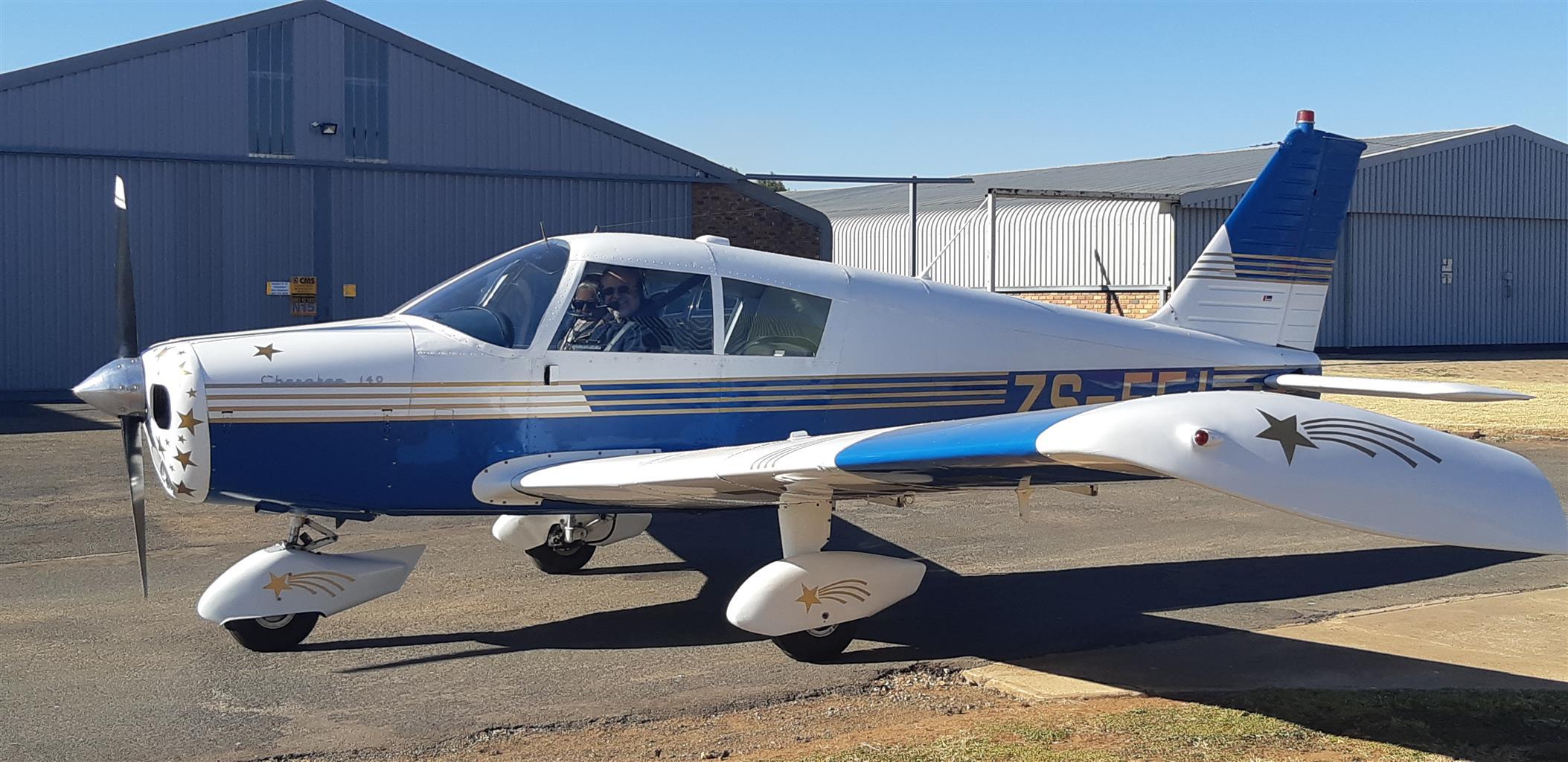 Piper Cherokee 140 (160hp)