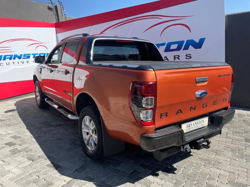 2014 Ford Ranger 3.2 Tdci Wildtrak 4X2 D/cab -