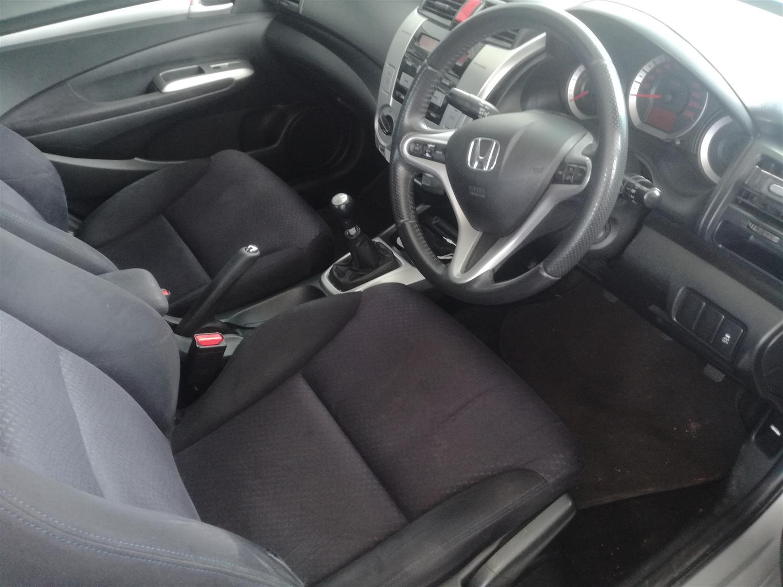 2011 Honda Ballade 1.5 Comfort