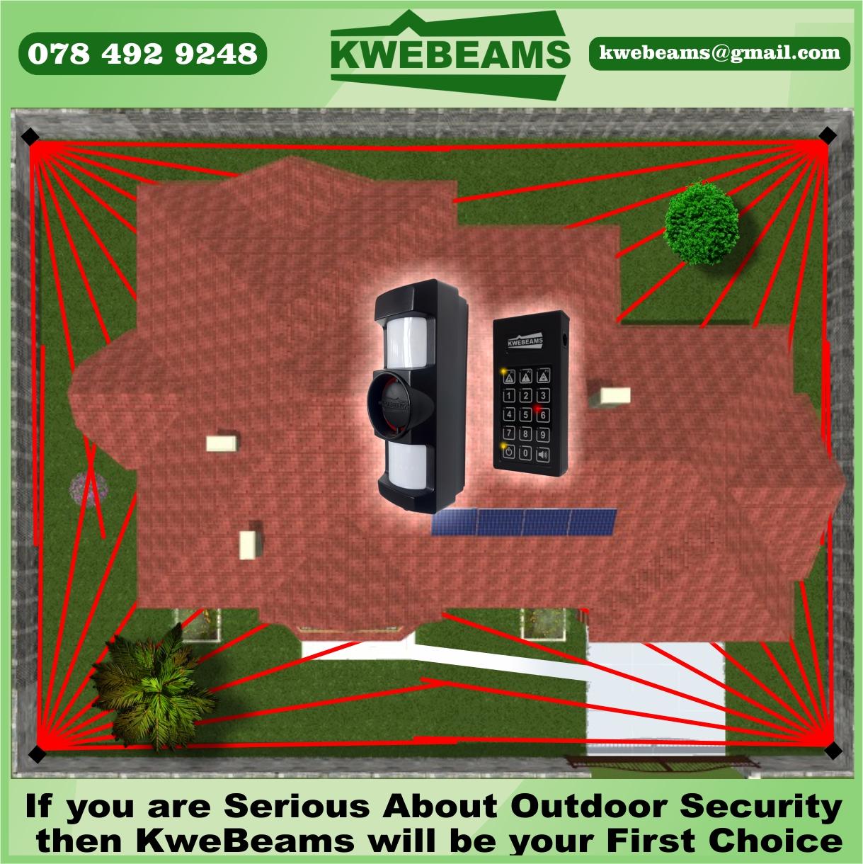 KweBeams Wireless Early Warning System