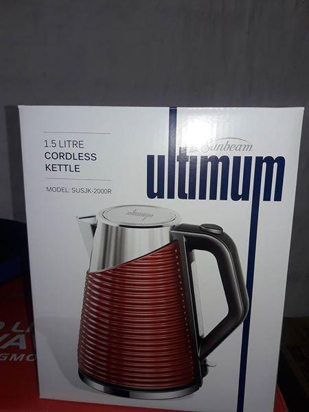 Sunbeam Ultimatum Kettle and Toaster Set