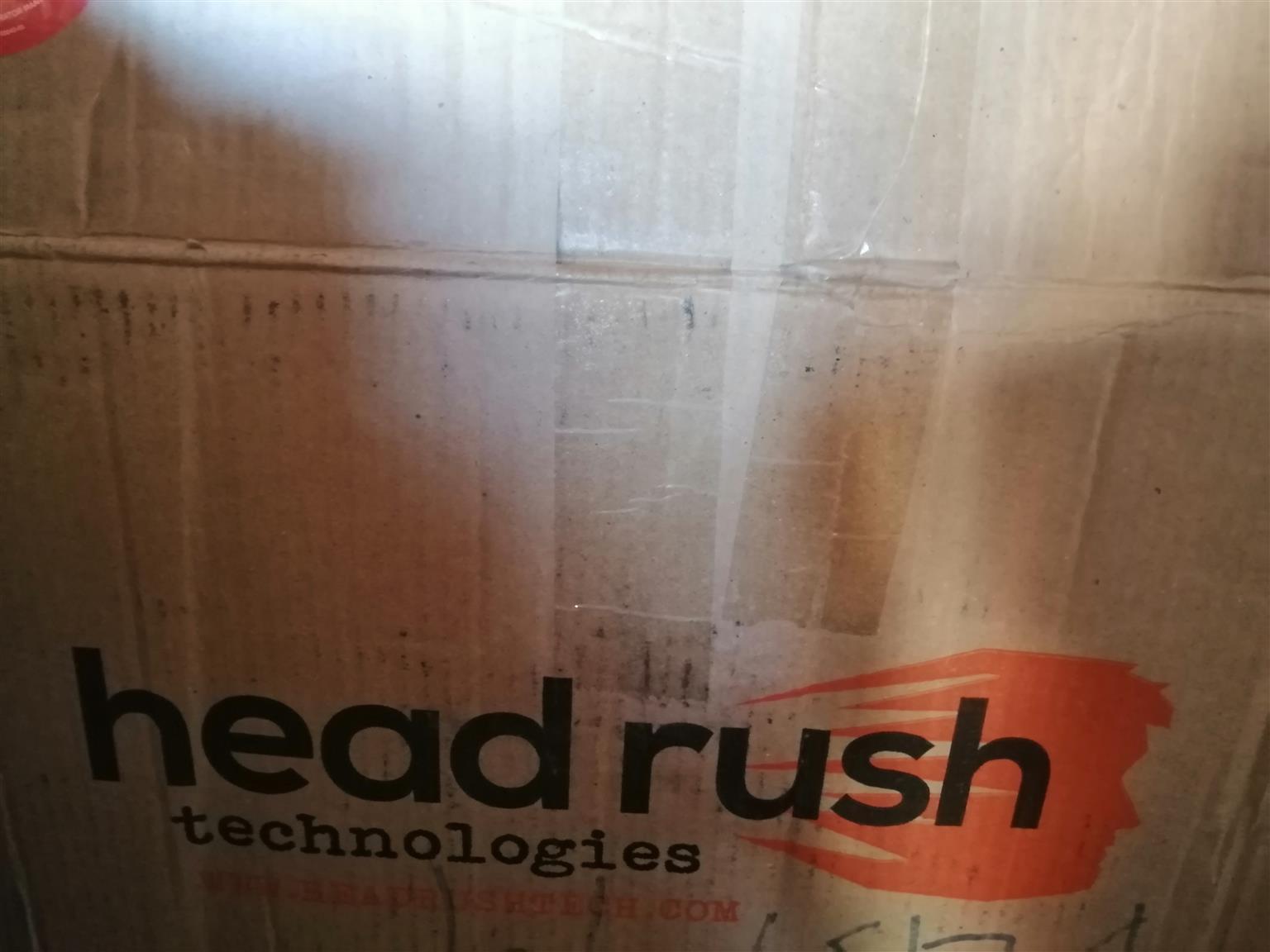 Auto Belay - TruBlue Head Rush Auto Belays