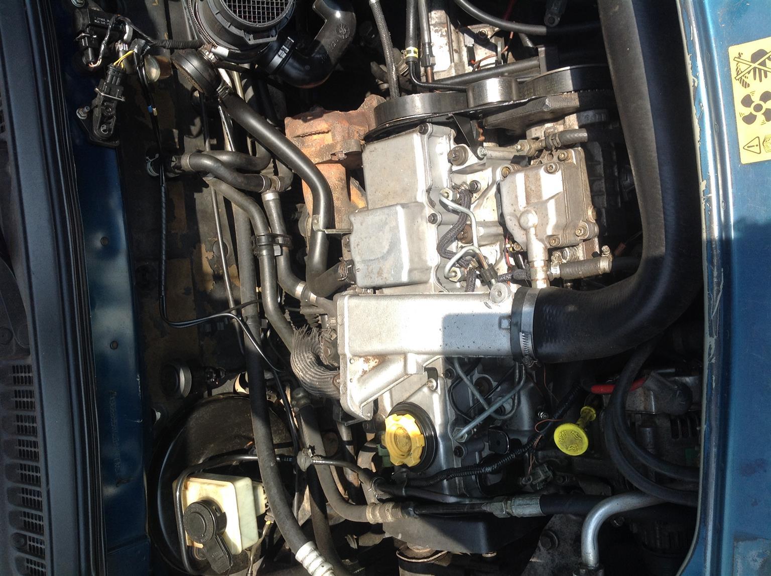 Selling Land Rover Freelander 2001 for Rebuild