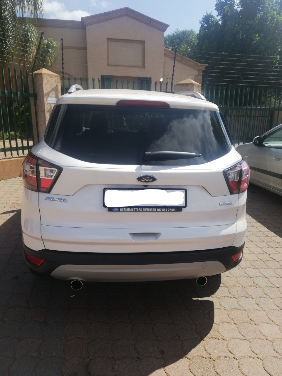 2018 Ford Kuga 1.5T Ambiente