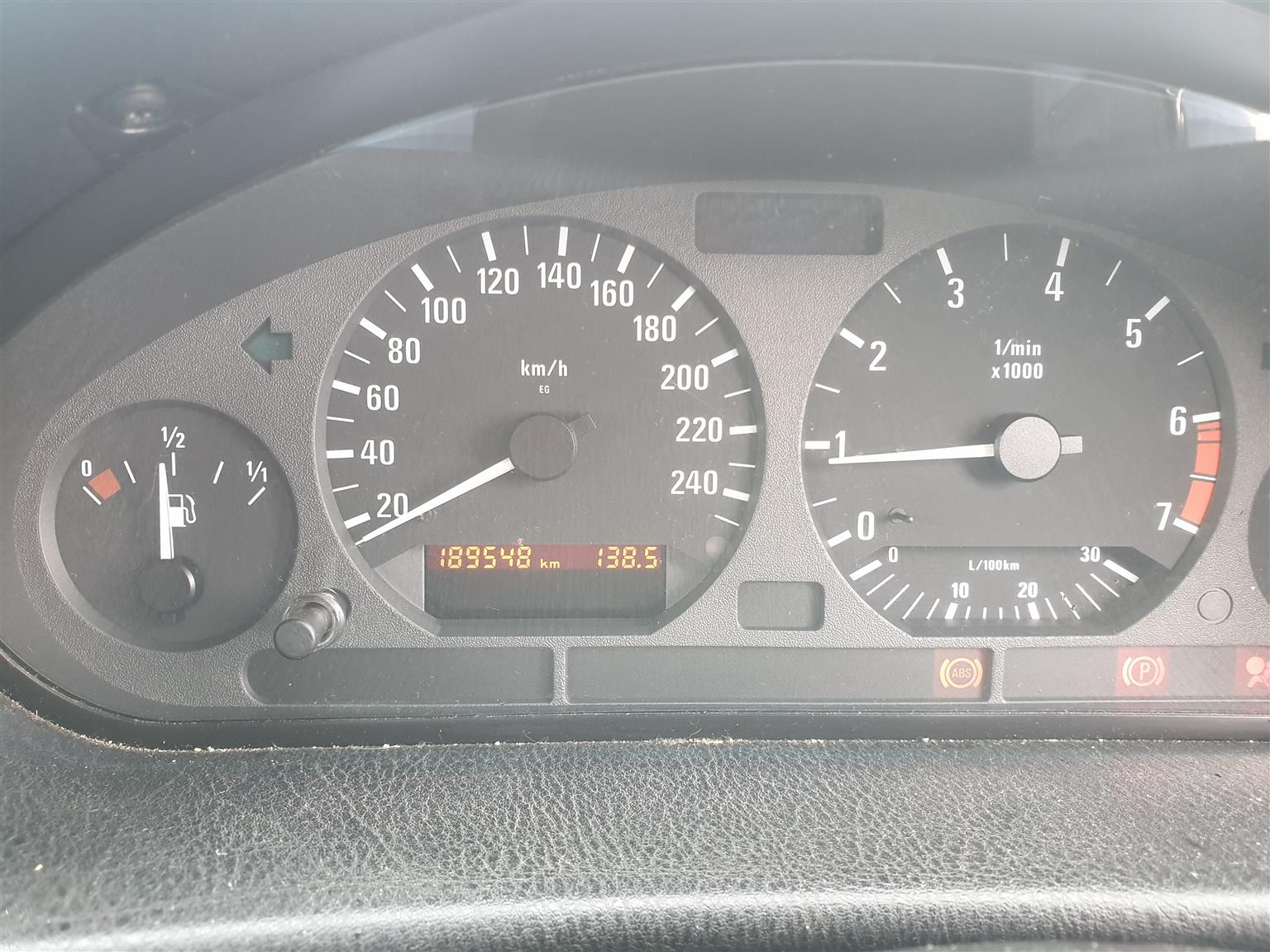 1996 BMW 3 Series 316i auto