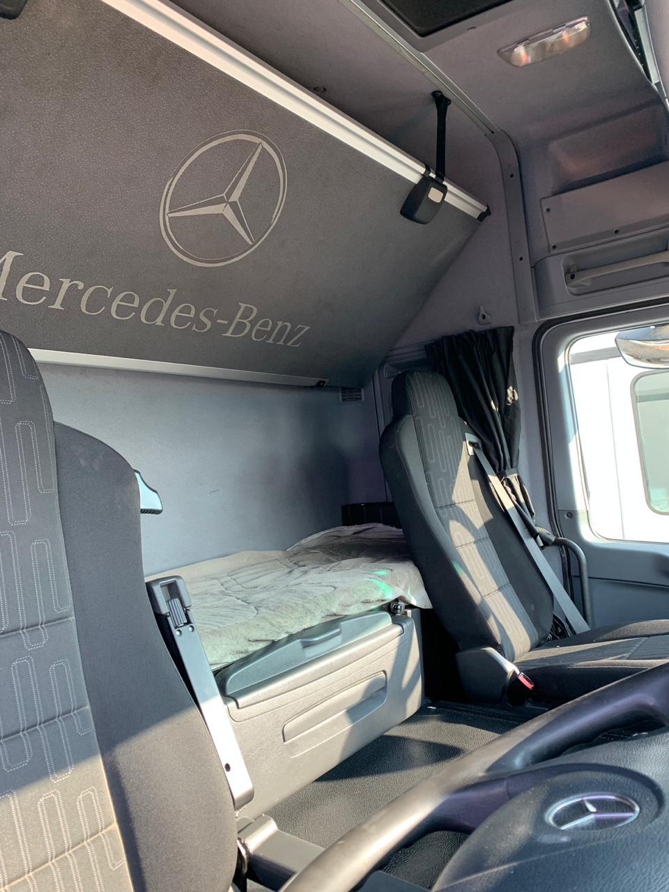 Merc Atros 2644 selling fast