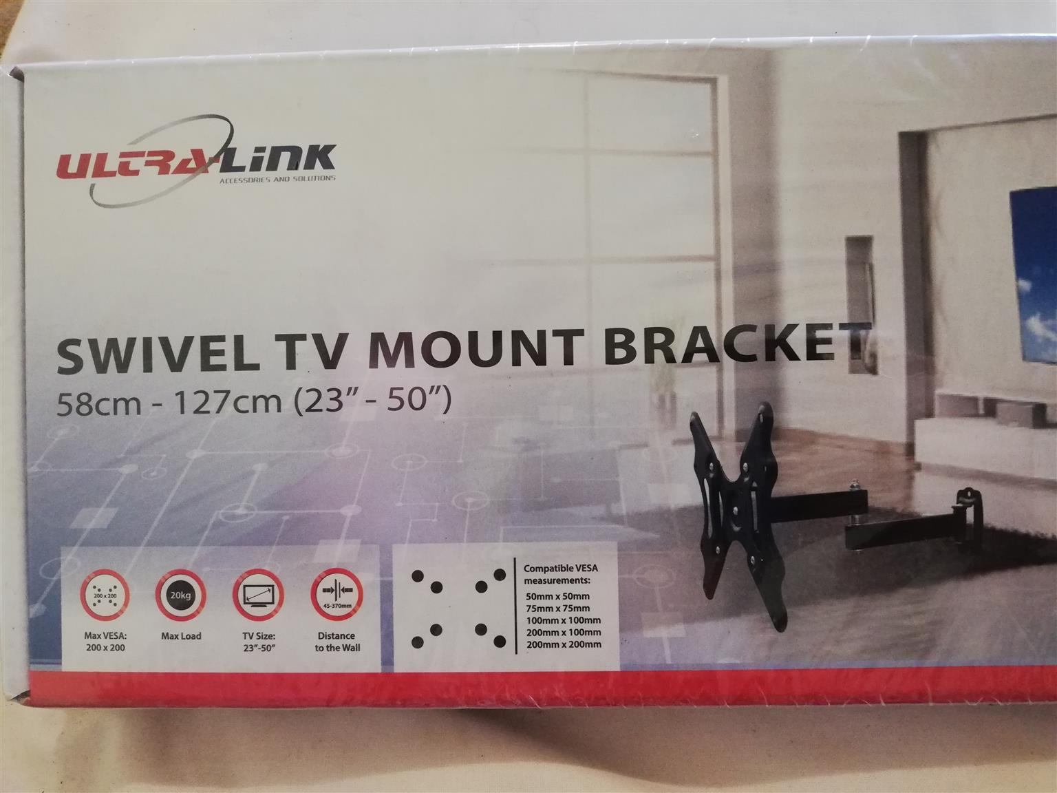 Brand NEW TV Bracket still in plastic 23-50 inch