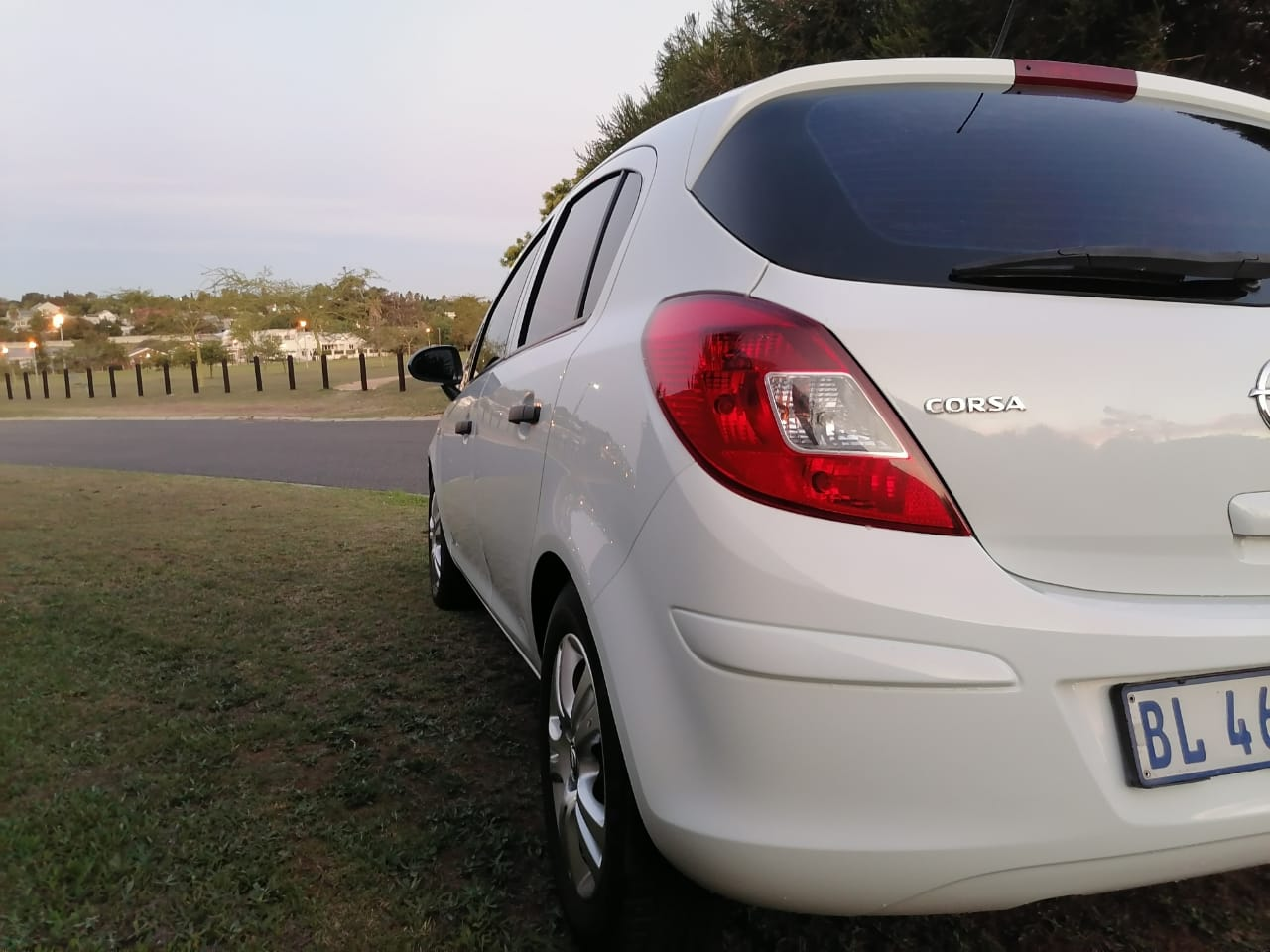 2011 Opel Corsa Essentia