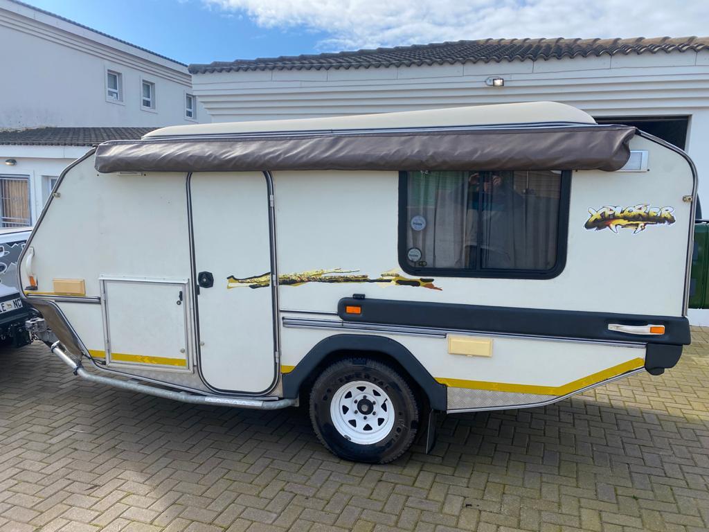 2007 Explorer caravan for sale