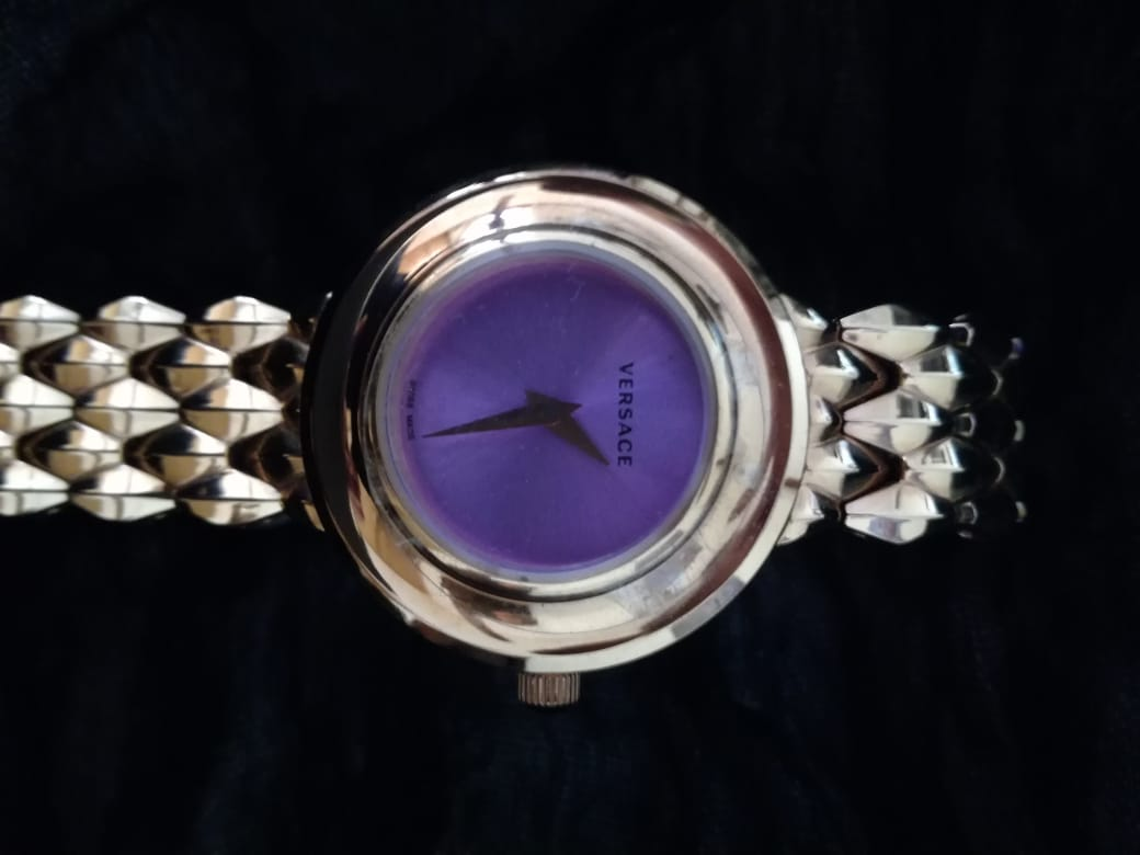 Versace ladies wrist watch