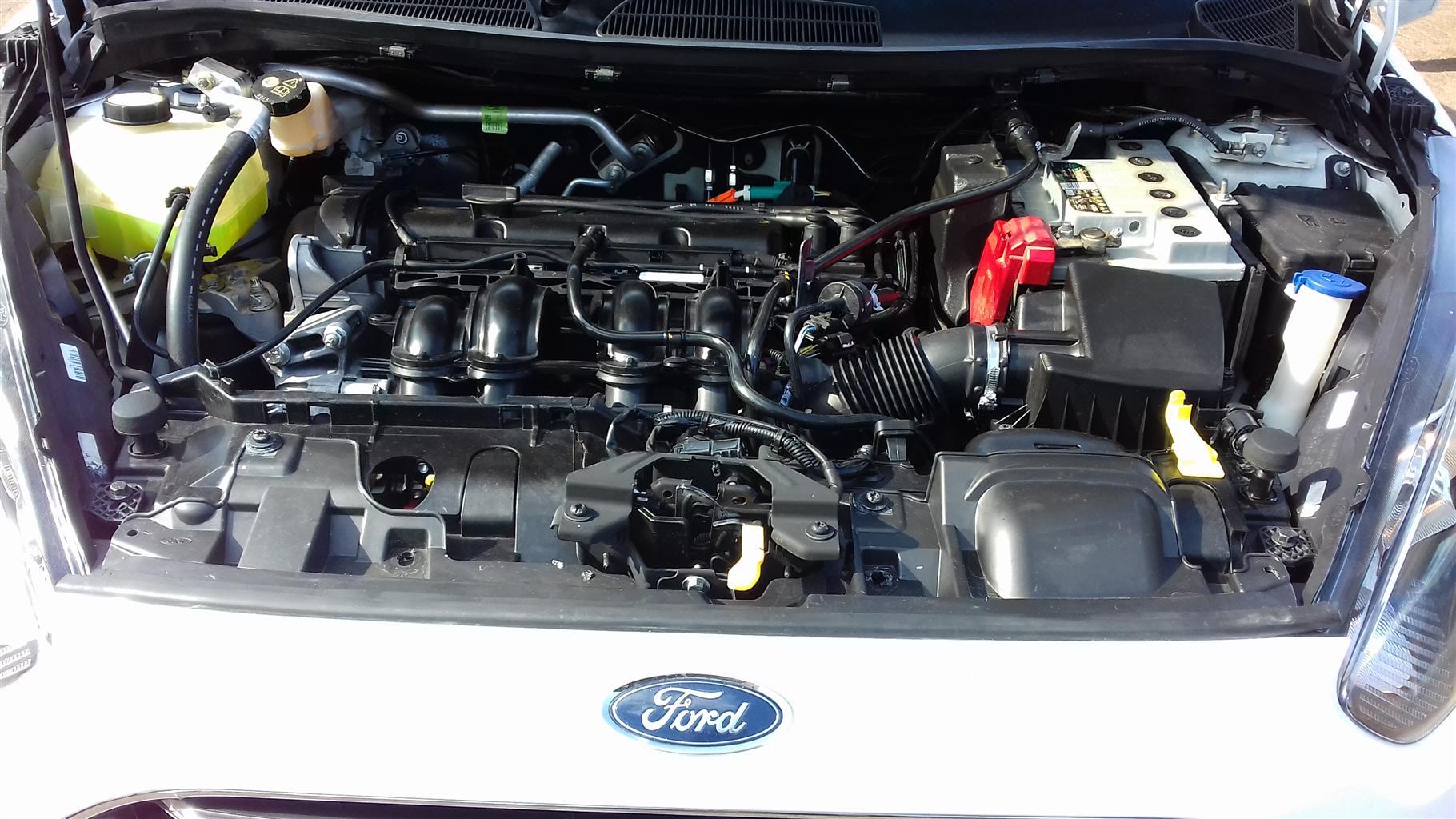 2016 Ford Fiesta 1.6 5 door Ambiente