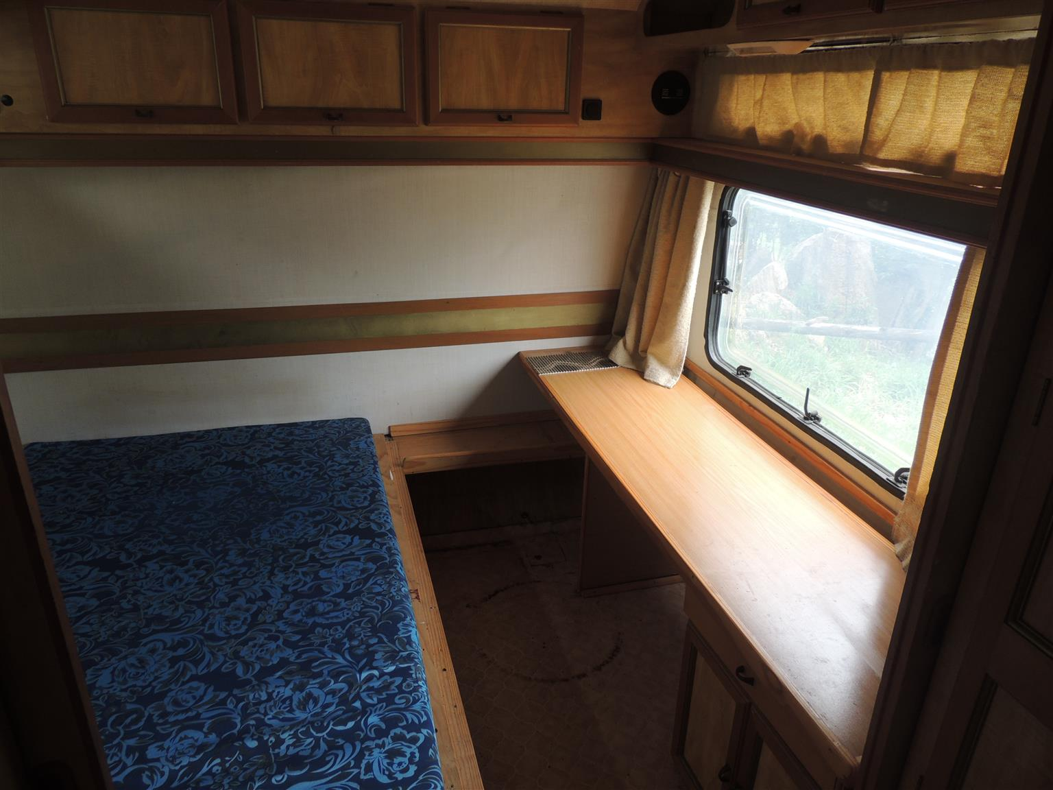 Urgent Sale: Jurgens Wilk Luxury Caravan