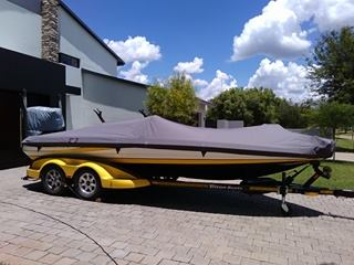 PITTENDRIGH Boat and Jetski covers