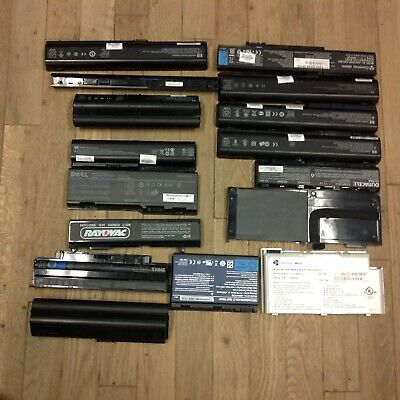 Dead and Old Laptop Batteries  Wanted