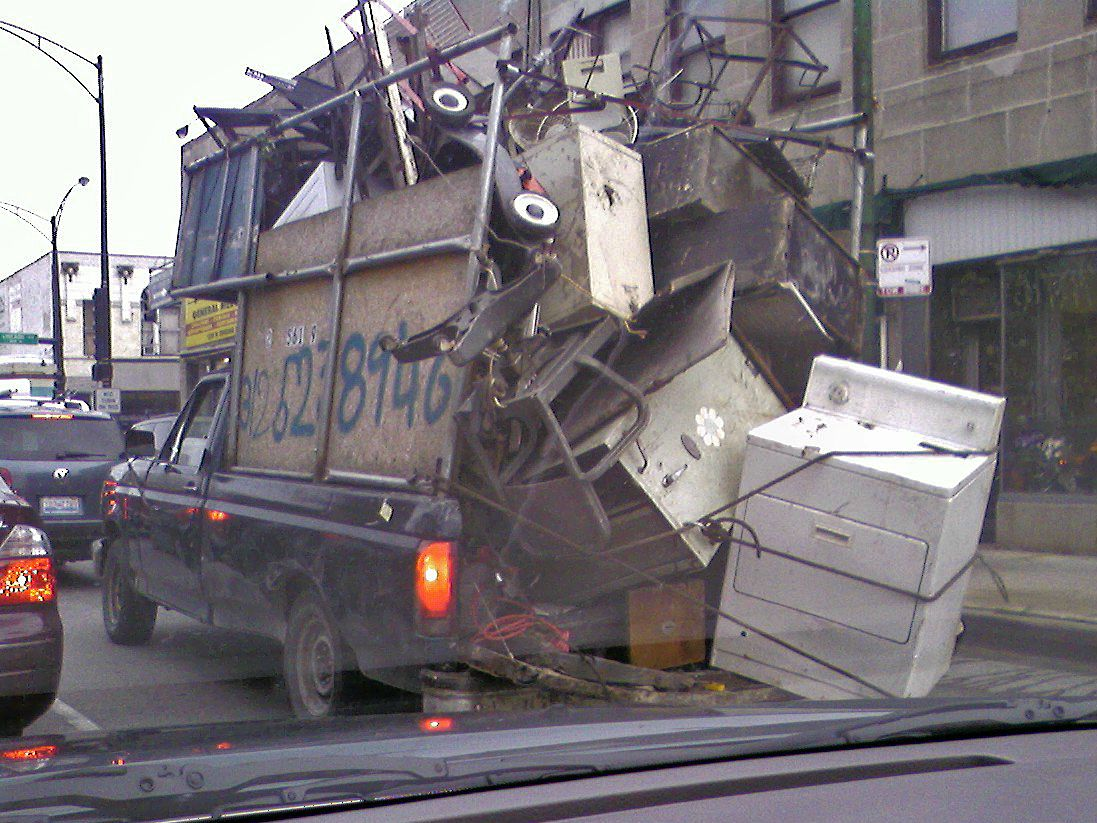 Sell all your SCRAP METAL to me Contact Andre For Collection