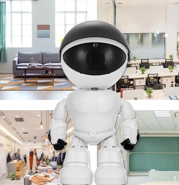 Cyber December 2019/2020 Sale - Robot Mini Camera