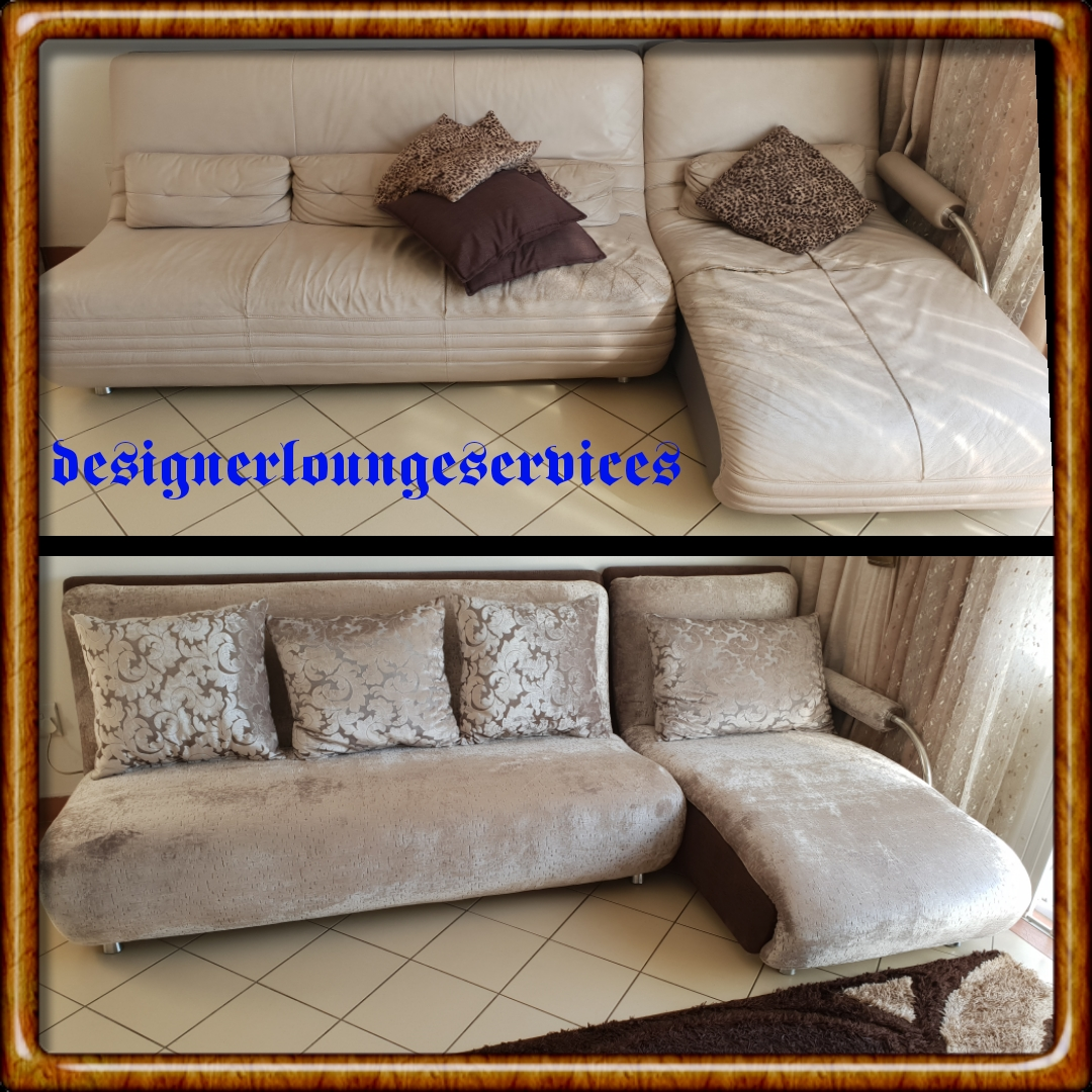 RE-UPHOLSTER SERVICES