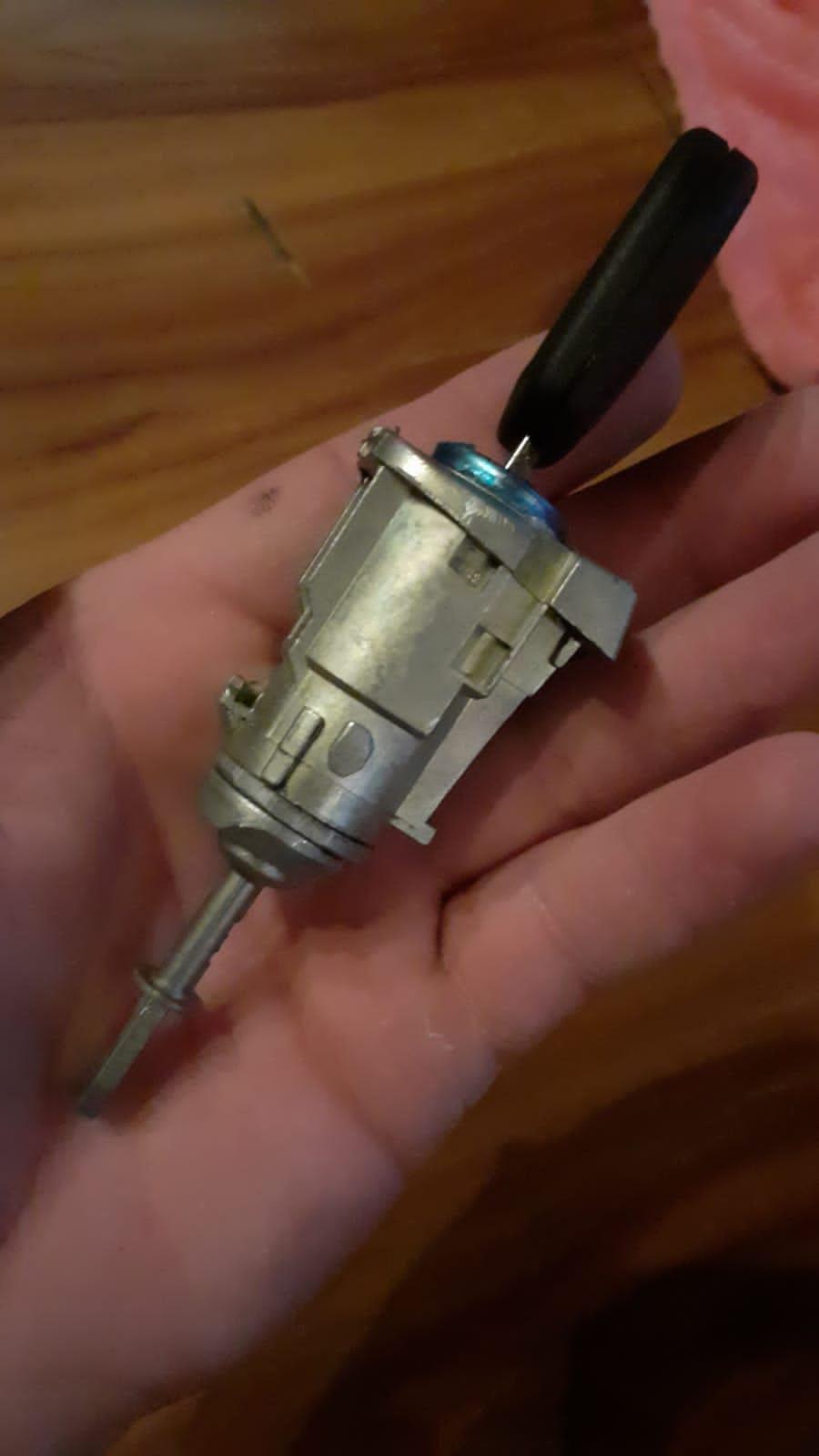 New Polo vivo door Lock with key