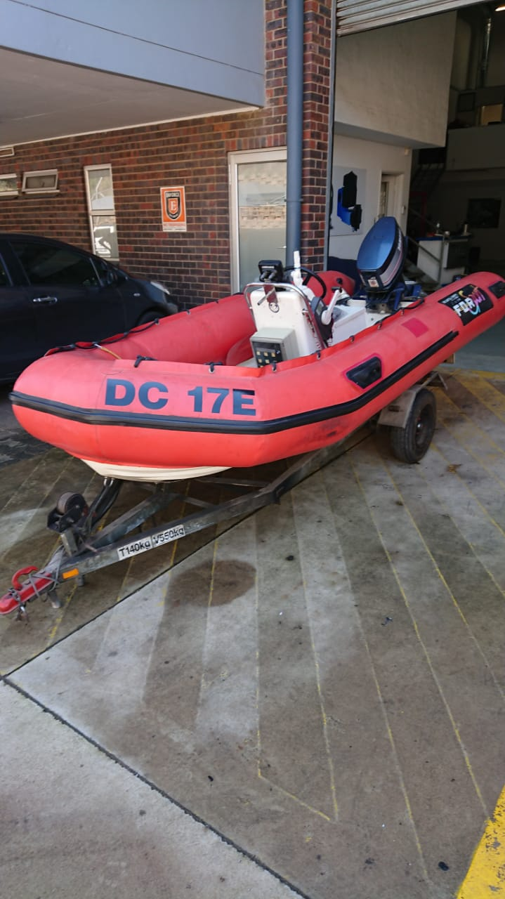 For Sport Inflatable Boat